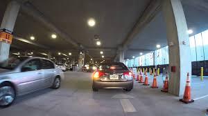 disney springs parking garage driving tour 2014 youtube