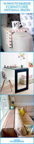 10 Little Ways To Sneak by Diy Small Space Furniture Small Home Design