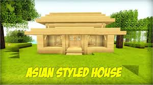 asian homes how to build 10 an asian styled house in minecraft youtube