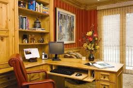 Pine Home Office Furniture Knotty Pine Home Office Traditional Home Office Philadelphia