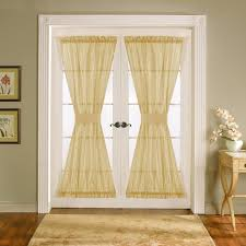 French Kitchen Curtains by Best 25 Door Panel Curtains Ideas On Pinterest Sliding Door