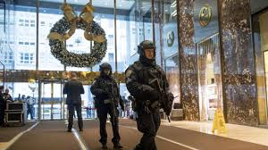 Trump Tower Residence Breaking Trump Tower In New York Evacuated Due To U0027suspicious