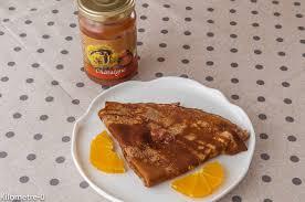 chataigne cuisine crêpes à la châtaigne pâte et fourrage et à l orange kilometre