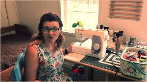brother lx2763 sewing machine tutorial u0026 review youtube