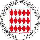 chambre des experts logo experts monaco black png