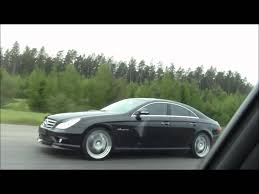 mercedes cls 55 amg kleemann 640 hp vs 997 turbo 580 hp youtube