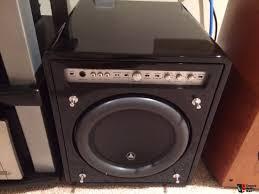jl audio subwoofer home theater jl audio fathom f110 subwoofer gloss black photo 1293117 canuck
