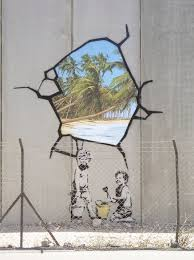 Banksy S Top 10 Most Creative And Controversial Nyc Works - banksy was here the new yorker