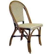 Single Bistro Chair Bistro Chair Wayfair