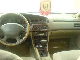 1999 Nissan Altima Interior 1999 Nissan Altima Gxe Used Prefect Condition Autos Nigeria