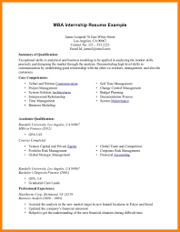 97 College Internship Resume Sample by Resume For Undergraduate Internship Resume Examples Example