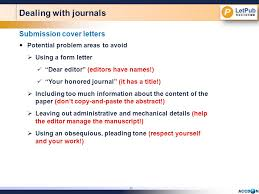 pointers on preparing papers for professional publication ppt