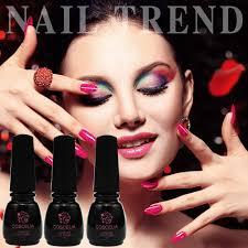 wholesale coscelia choose light color nail polish soak off uv gel