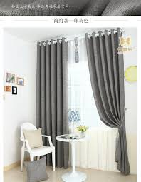 Hotel Drapes High Grade Linen All Shading Curtains Custom Made Hotel Project