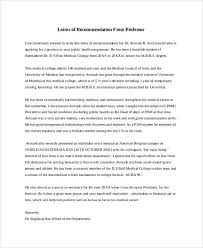 example letter of recommendation teacher recommendation letter