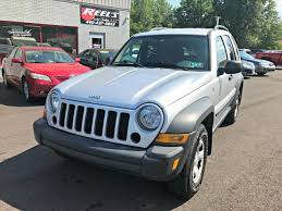 2006 green jeep liberty 2006 jeep liberty sport 4dr suv 4wd in orwell oh reel u0027s auto sales