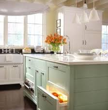 52 best crafting images on pinterest green kitchen cabinets