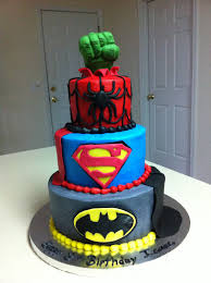birthday cakes images popular marvel birthday cakes design