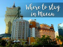 where to stay in macau the best areas and best hotels to