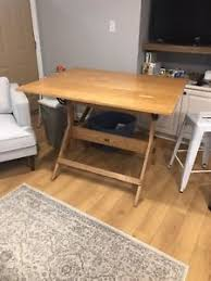 Leonar Drafting Table Drafting Tables Kijiji In Buy Sell Save With
