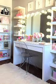 Childrens Vanity Desk Makeup Vanity Ikea Brimnes Dressing Table Ripping Stations For