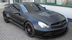 mercedes sl amg black series brabus vanish when a mercedes sl65 amg black series just ain
