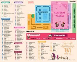 South Coast Plaza Map Uvsa Tet Festival The World U0027s Largest Vietnamese Lunar New Year
