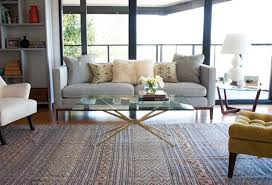The Beauty Of Contrast Traditional Rugs In Contemporary Spaces - Traditional modern interior design