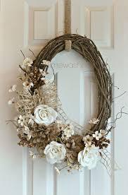 best 25 diy fall wreath ideas on pinterest thanksgiving wreaths