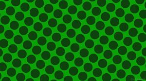 Polka Dot Wallpaper Wallpaper Green Polka Dots Spots 0ba208 0d420c 150 121px 140px