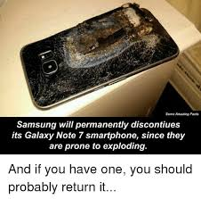 Galaxy Note Meme - some amazing facts samsung will permanently discontiues its galaxy