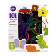 wilton 101 cookie cutter set