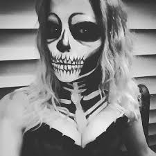 23 halloween body paintings art ideas pictures images design