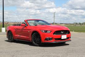 red volkswagen convertible 2017 ford mustang gt convertible review autoguide com news
