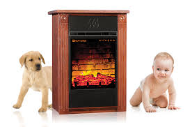heat surge accent power tower fireplace amish yard
