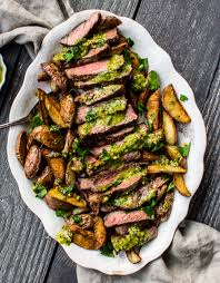 america u0027s test kitchen new york strip steaks with crispy