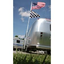 Hitch Flag Camco Telescoping Flagpole With Flag U2014 20ft Model 51605