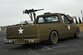 homemade pickup truck 1992 isuzu pickup 50 caliber