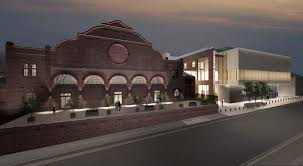 plans unveiled for winter gardens conference centre blackpool