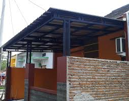 23 model kanopi terbaru baja ringan rumah minimalis 2017 dekor rumah