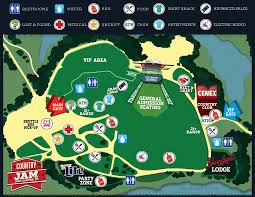 Map Of Wisconsin Dells by Country Music Festival Info Country Jam Wisconsin Minnesota
