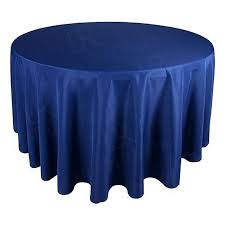 5ft round table in inches tablecloth hire navy blue 5ft round linen rental london