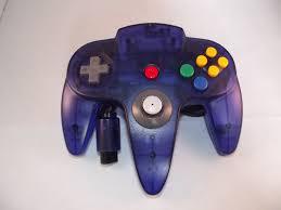 n64 price guide nintendo 64 n64 controller clear purple grape retroplayers