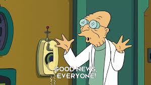 Good News Meme - now there s a frinkiac style meme creator for futurama