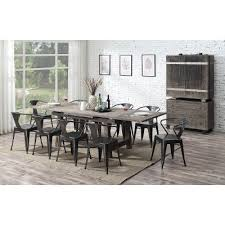 pine trestle 7 dining room set dakota rc willey