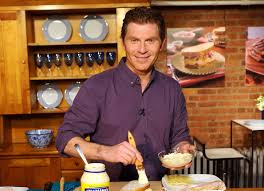 why bobby flay puts chicken broth on thanksgiving dishes and