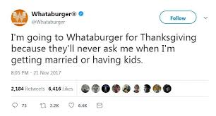 whataburger makes a great for why you should go there for