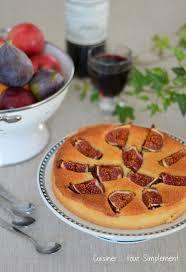 cuisiner les figues tarte amandine aux figues cuisiner tout simplement le de