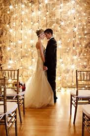 wedding lights 18 amazing ways to use wedding lights