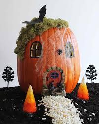 halloween fairy garden pumpkin martha stewart